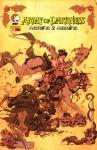 Обложка комикса Армия тьмы: Прах к праху №3