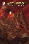 Обложка комикса Армия тьмы: Прах к праху №4