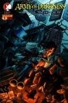 Обложка комикса Армия Тьмы. Покупай пока не сдохнешь №4