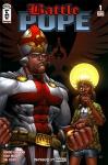 Обложка комикса Боевой Папа №1