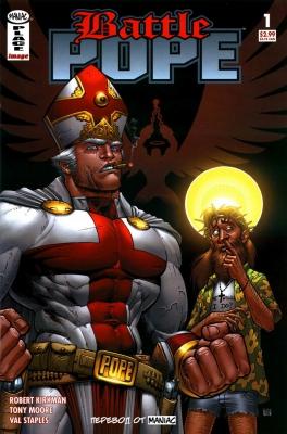 Серия комиксов Боевой Папа