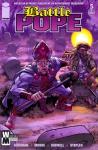 Обложка комикса Боевой Папа №5