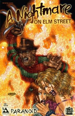 Серия комиксов Кошмар на улице Вязов